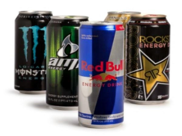 Las bebidas energéticas son muy perjudiciales para los niños