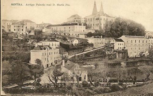 CINTRA ANTIGO PALACIO REAL D.MARIA PIA