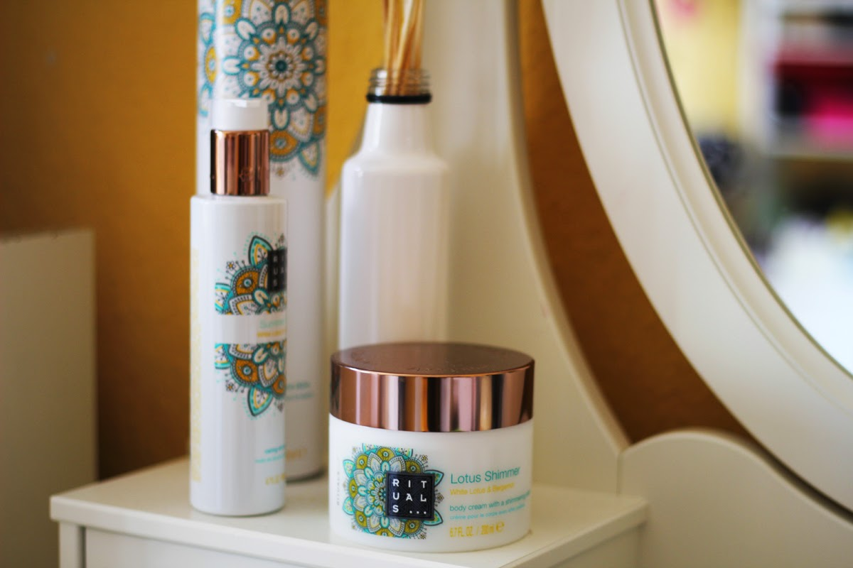 rituals cosmetic products