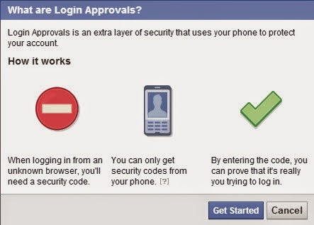 How to Enable Two step Verification on Facebook  Login Alerts