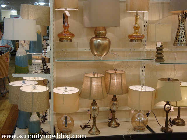 Serenity now home goods shopping inspiration for Affordable home goods