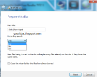 Tips Mudah Burn/ Bakar CD, DVD Tanpa Software Nero