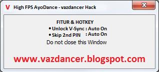 Cit Up FPS AyoDance V6117 Februari & Maret 2015