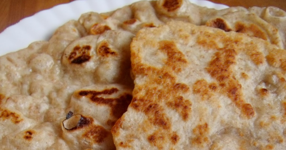 how to make easy indian flatbread