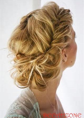 Sanggul Rambut Modern Yang Mudah Dibuat (Acak)