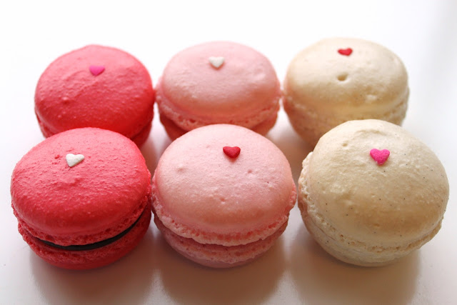 Minneapolis Valentine's Day Gift Box of French Macarons