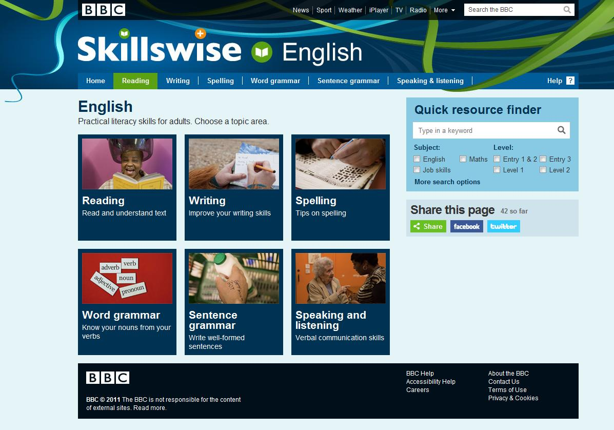 Free primary and secondary school teaching resources - BBC ...