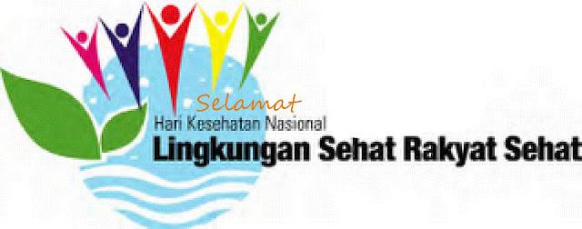 logo selamat Hari Kesehatan Nasional | munsypedia.blogspot.com