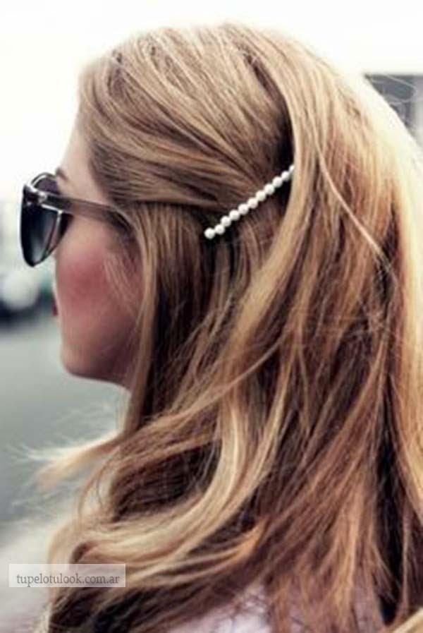 peinados faciles 2015