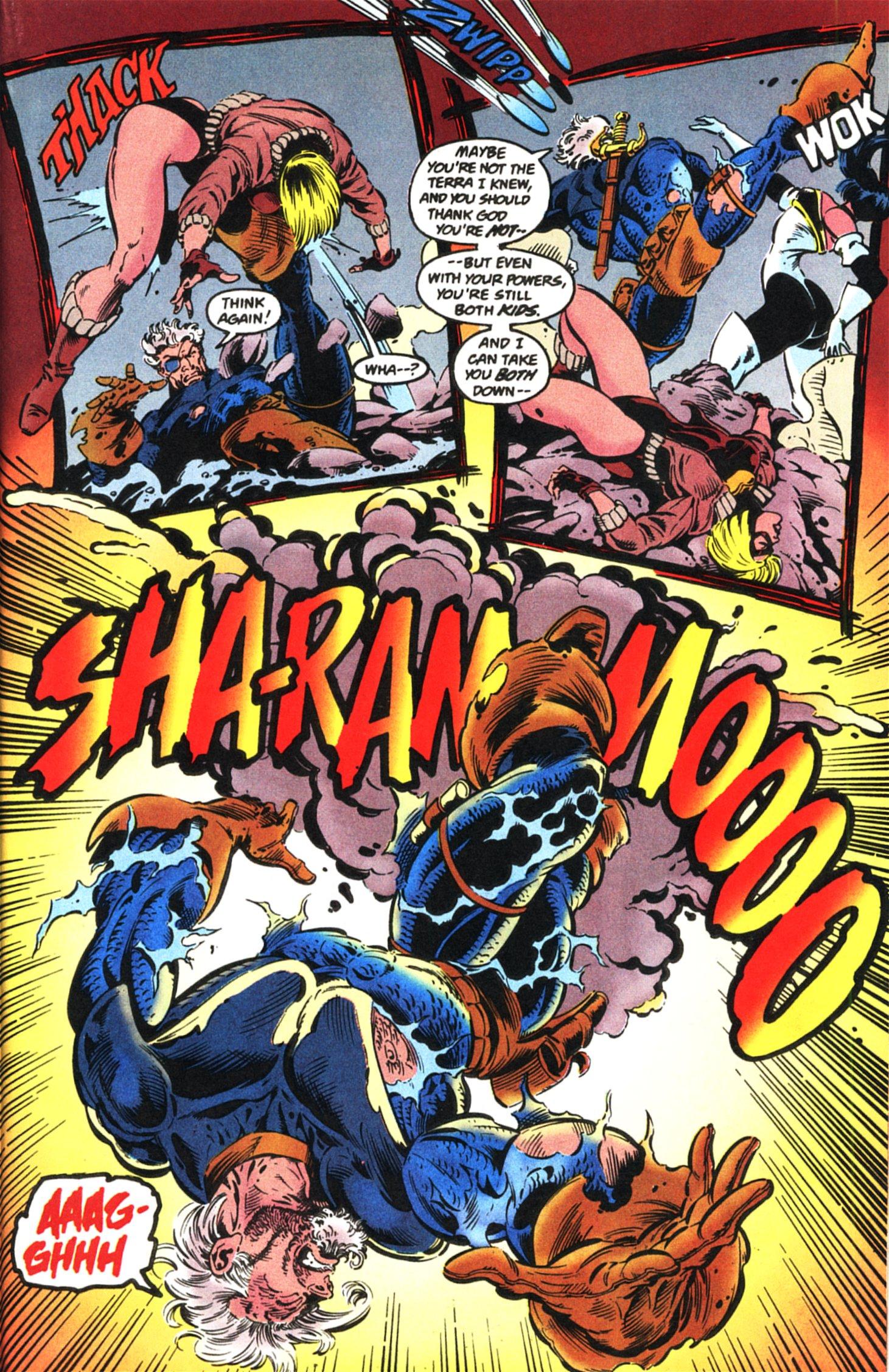 Deathstroke (1991) Issue #45 #50 - English 18