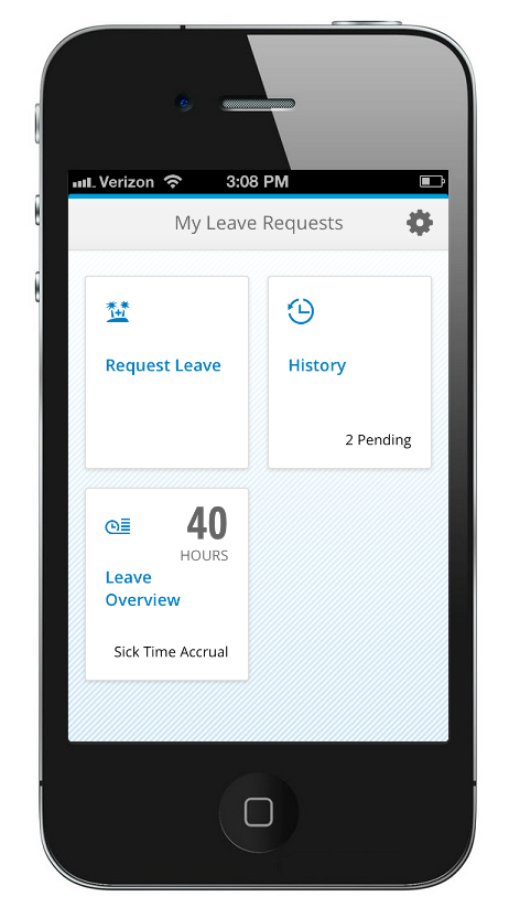 Journal On Product Design And Development Sap Fiori Leave Request App From Smartphone For Sap