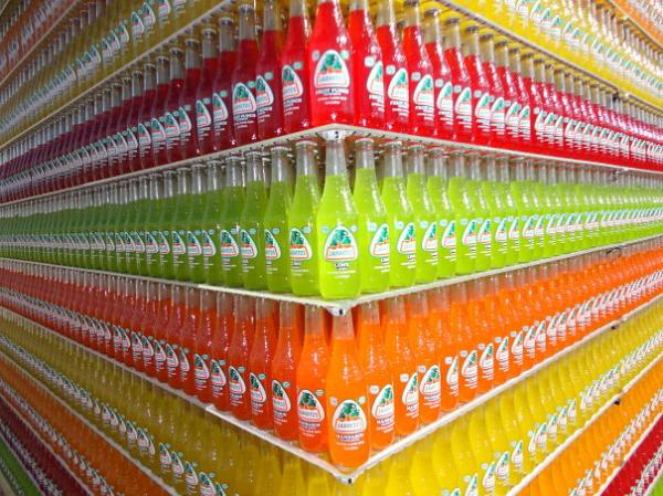 Botol Simetris