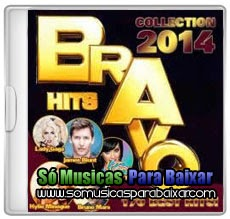 musicas%2Bpara%2Bbaixar CD Bravo Hits Collection (2014)
