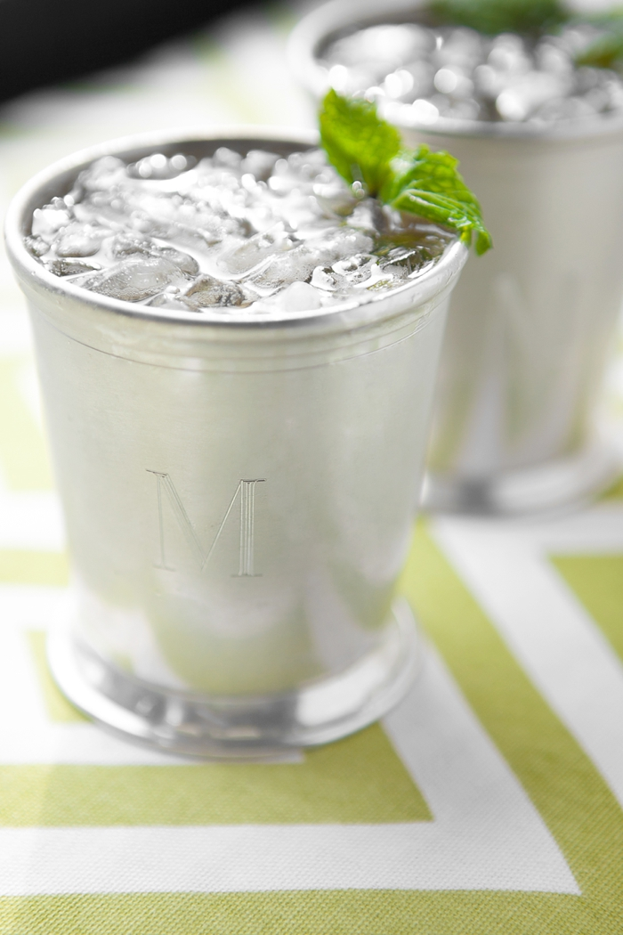 Dolcetto Confections: Mint Juleps