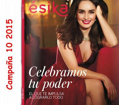 Esika Campaña 10 2015