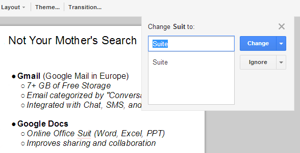 how to turn spell check on in google docs