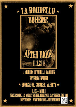"La Bordello Boheme  ""After Dark"""