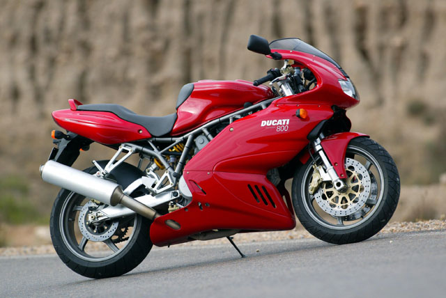 Ducati Supersport Ss 800 2004