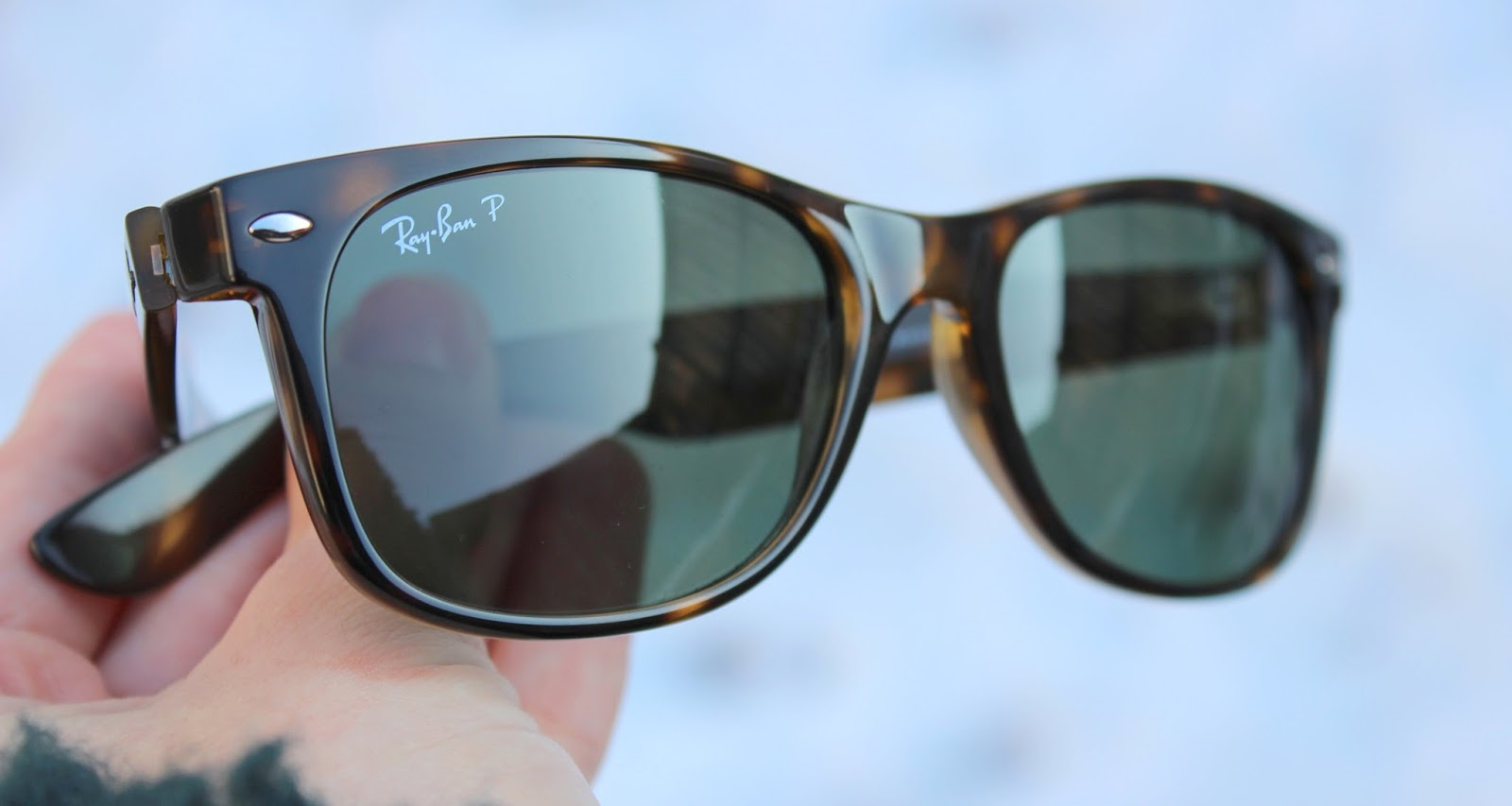 New Ray Bans Ebrs