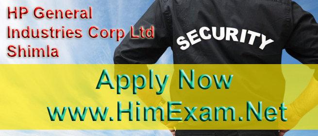 HP General Industries Corp Ltd,Shimla