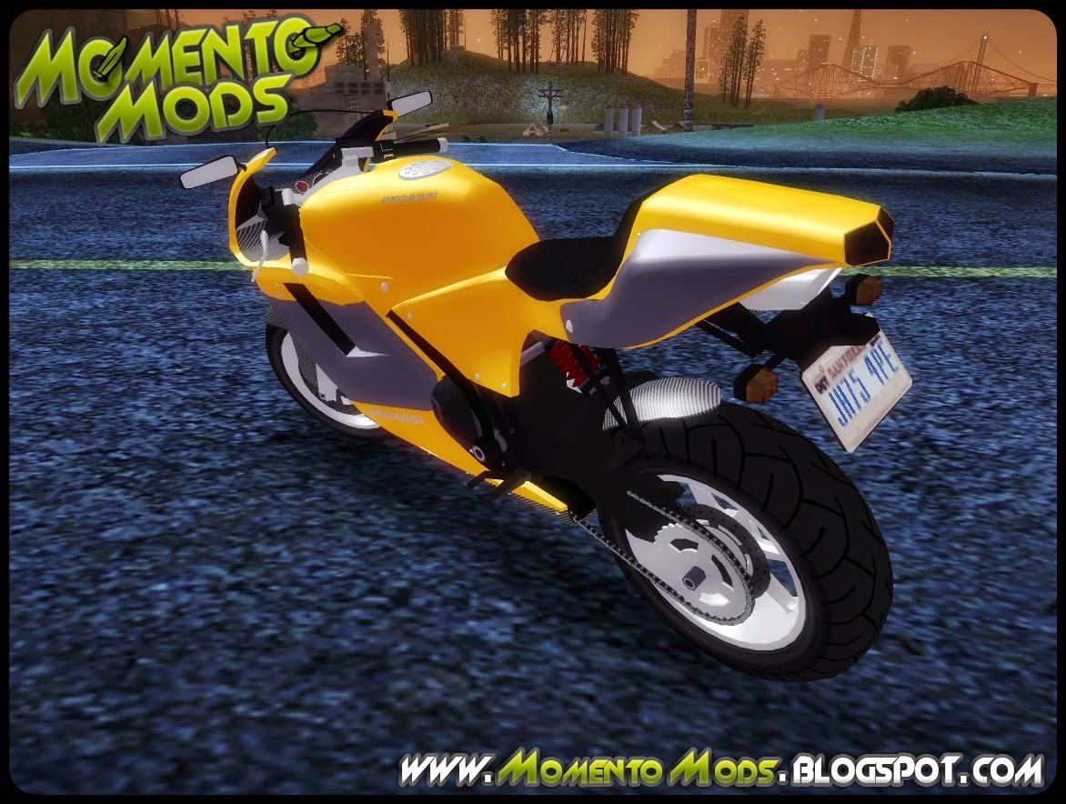 GTA SA - Pegassi Bati 801 Do GTA V