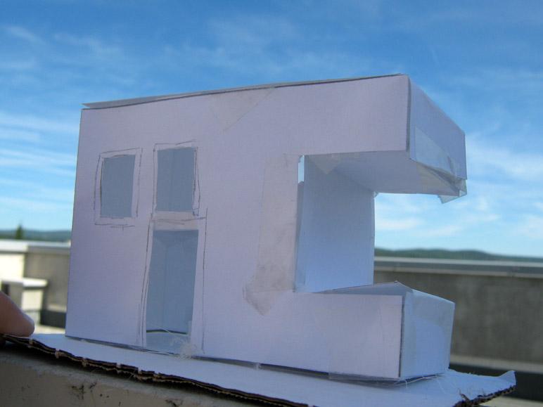 architecture moderne 3e maquettes garrus art. Black Bedroom Furniture Sets. Home Design Ideas
