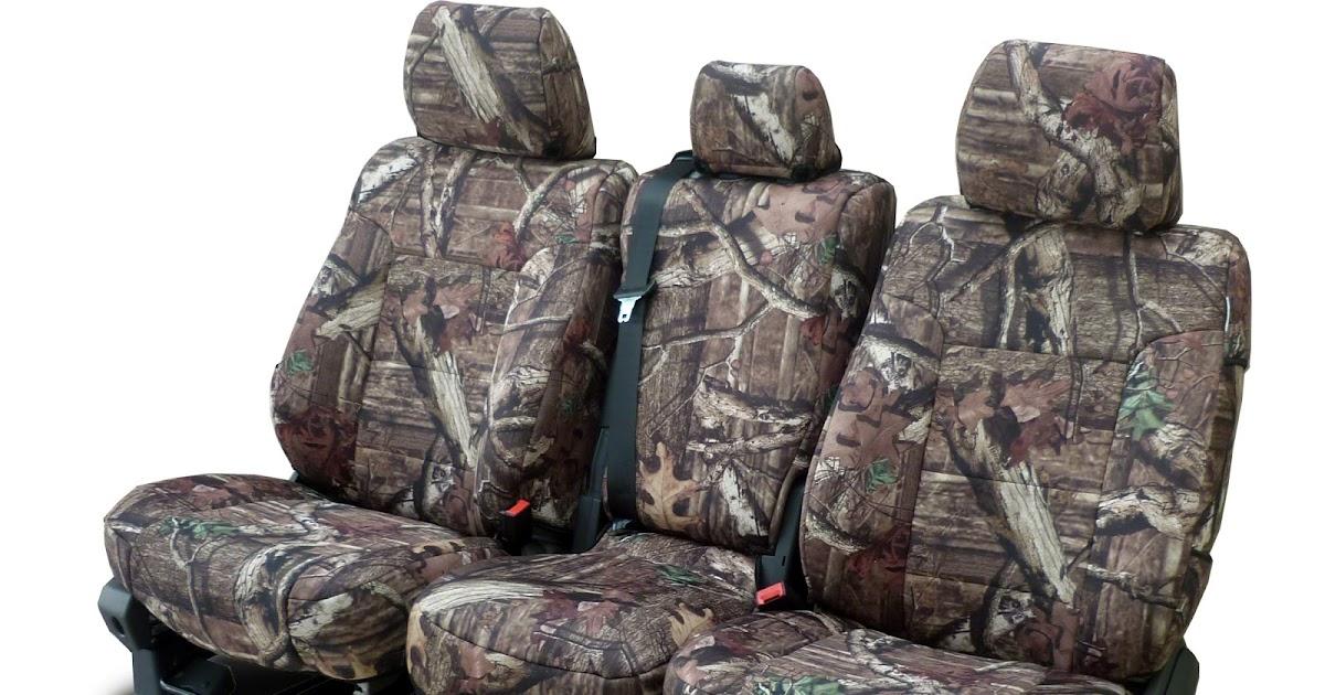 Coverking Blog Mossy Oak Breakup Infinity Seat Covers