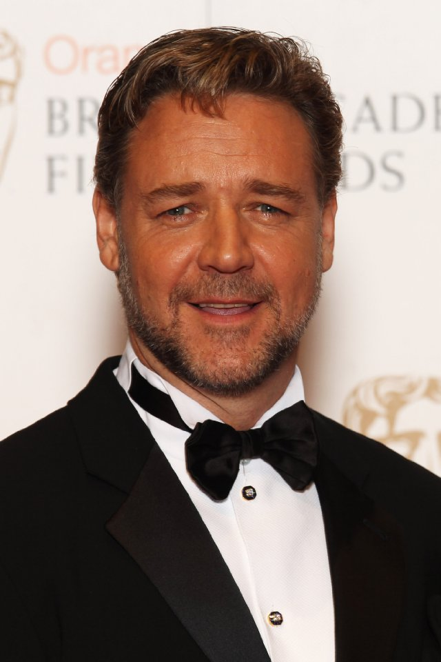 Russell Crowe | Onmove...