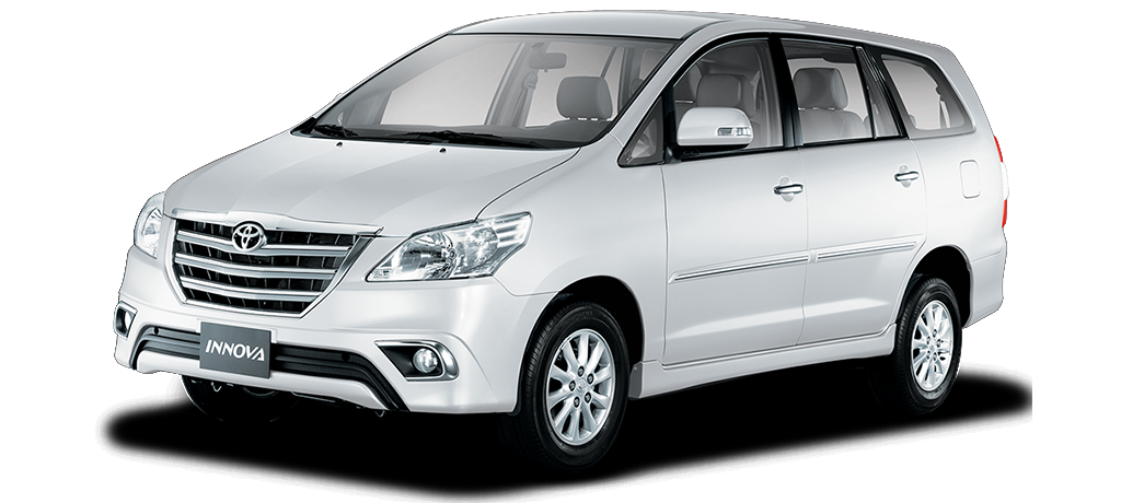 The Ultimate Car Guide Toyota Innova Gasoline