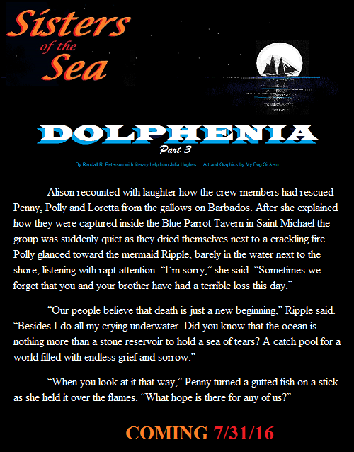 Sisters of the Sea Dolphenia part 3