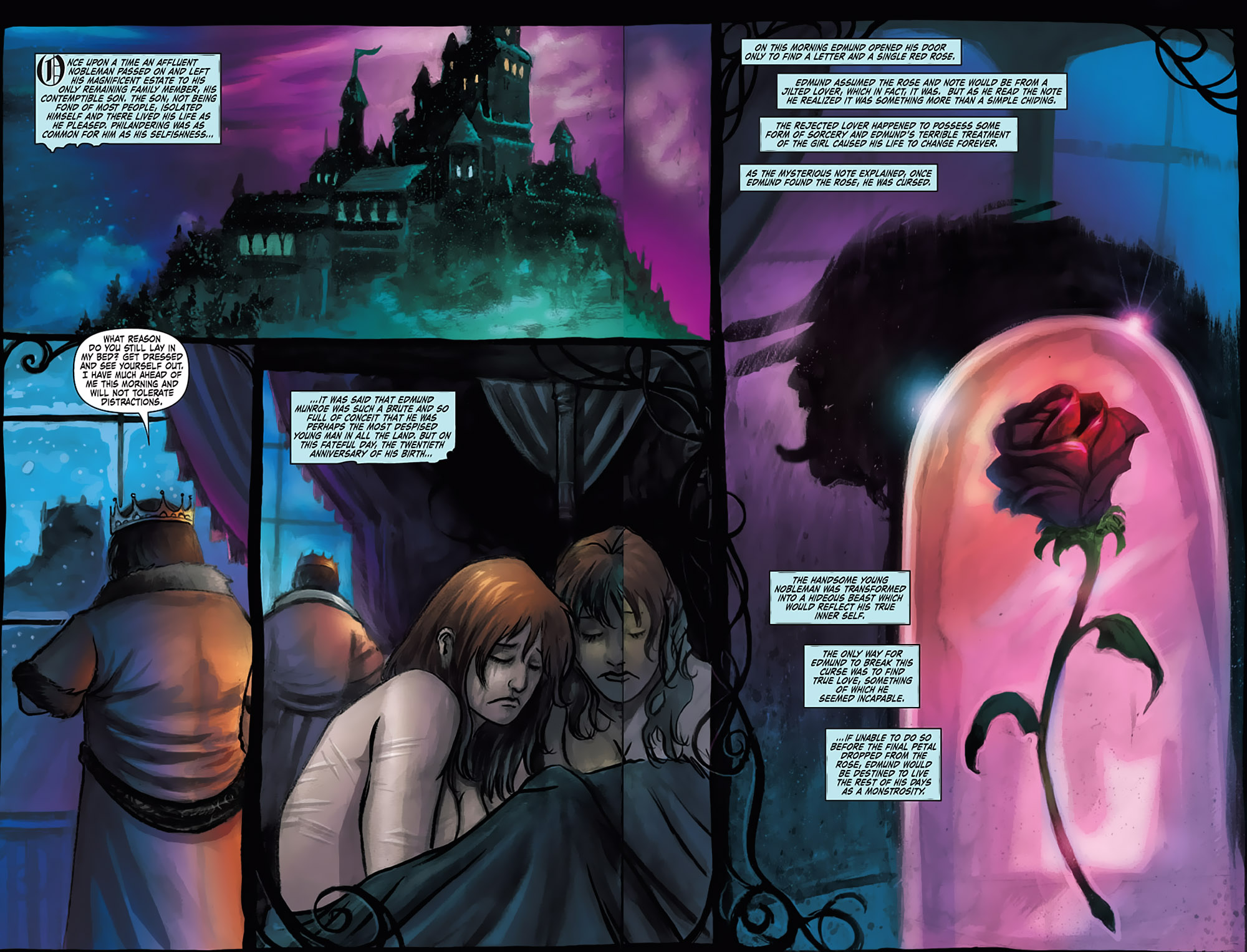 Grimm Fairy Tales (2005) Issue #13 #16 - English 7