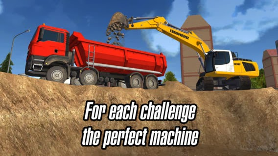 Tricky Tuts: [HACK] Construction Simulator 2014 for iPhone/iPad/iPod