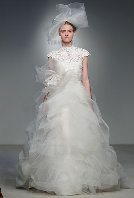 Vera Wang Spring 2012 Bridal Collection