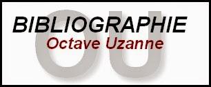 Bibliographie d'Octave Uzanne