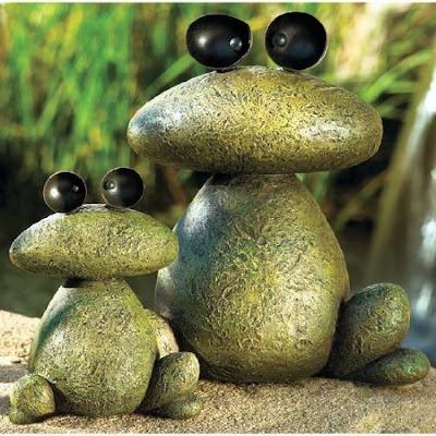 Żaba z kamieni Eco Manufaktura