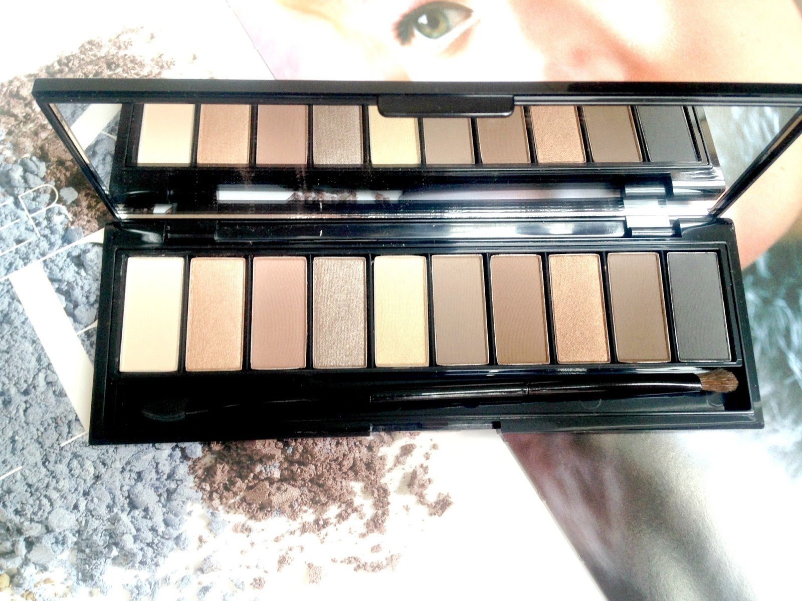 FashStyleLiv: LOreal La Palette Nude Beige (02) + Swatches