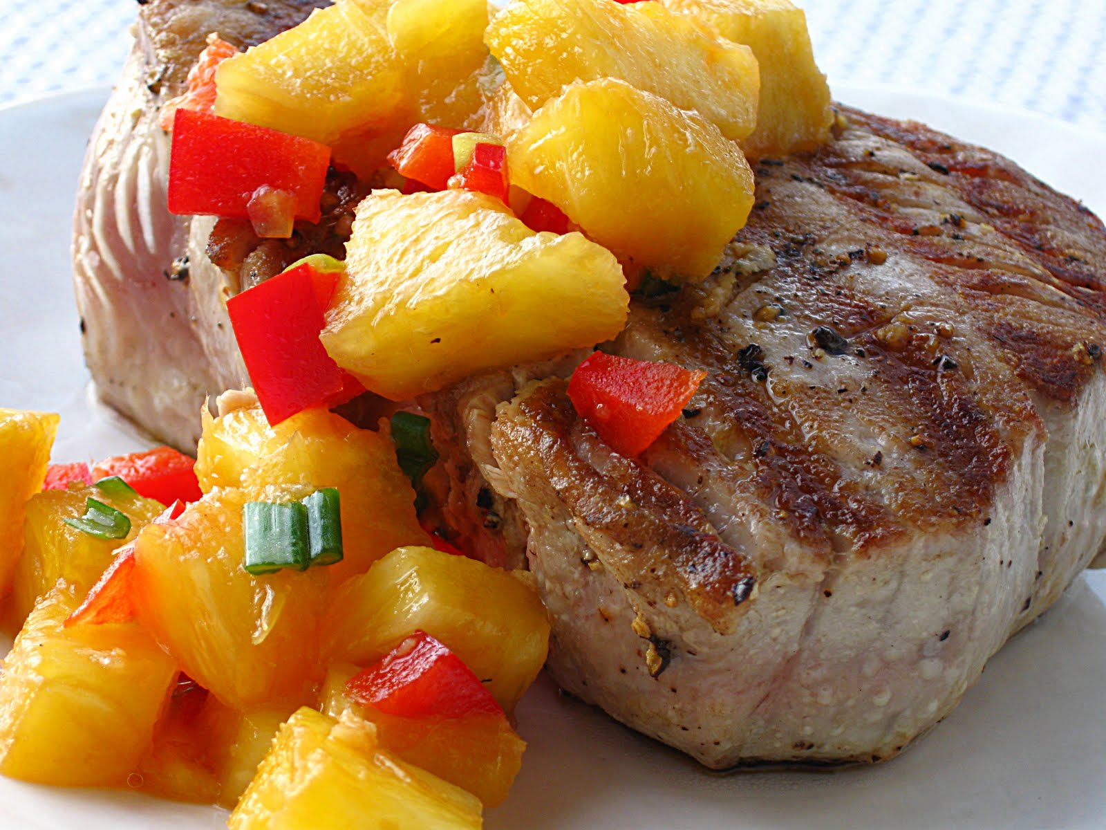 ... grilled tuna steaks grilled jalapeno tuna steaks grilled yellowfin