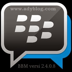 Update Aplikasi BBM Android versi 2.4.0.8 September 2014