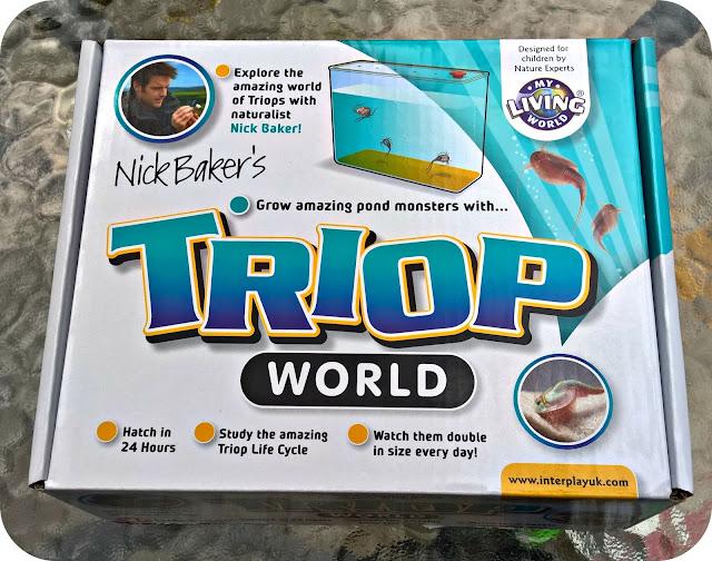 Triop World from Interplay UK
