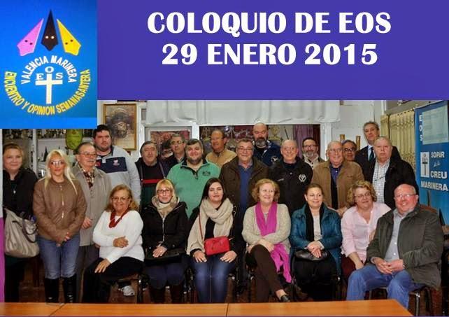 PRIMER COLOQUIO AÑO 2015