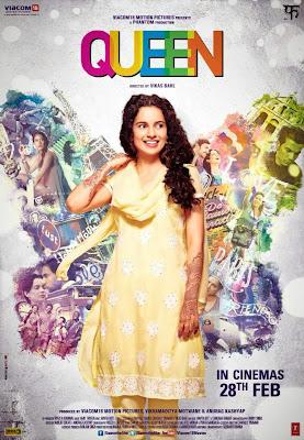 Queen Movie Poster