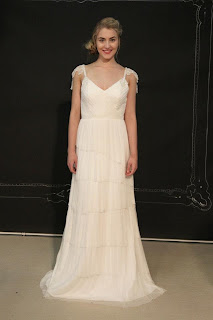 Ivy and Aster Spring 2013 Bridal Wedding Dresses Collection