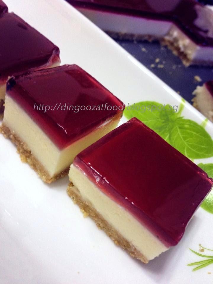 Ribena Cake