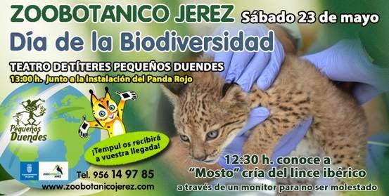 Celebra en el Zoobotánico el día de la Biodiversidad