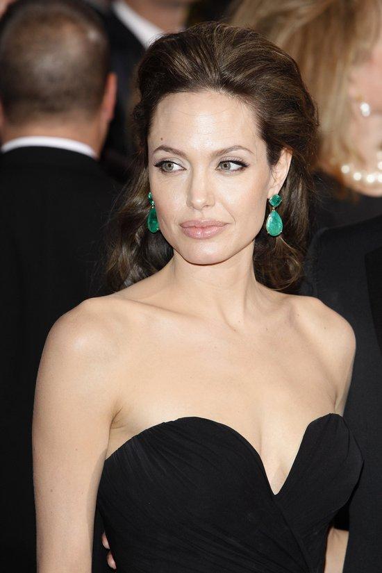 Celebrity Corner: Angelina Jolie