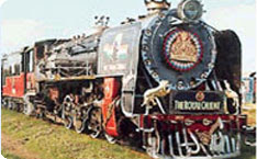 Golden Triangle Tour by Train - 5 Nights 6 Days