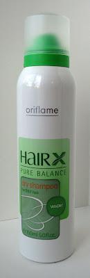 Oriflame Pure Balance Dry Shampoo