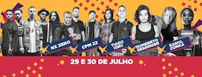 Uberlândia POP - 29 e 30 de Julho