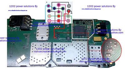 Mobile Problem Solution: Nokia 1202,1203,1661 Power Key ...