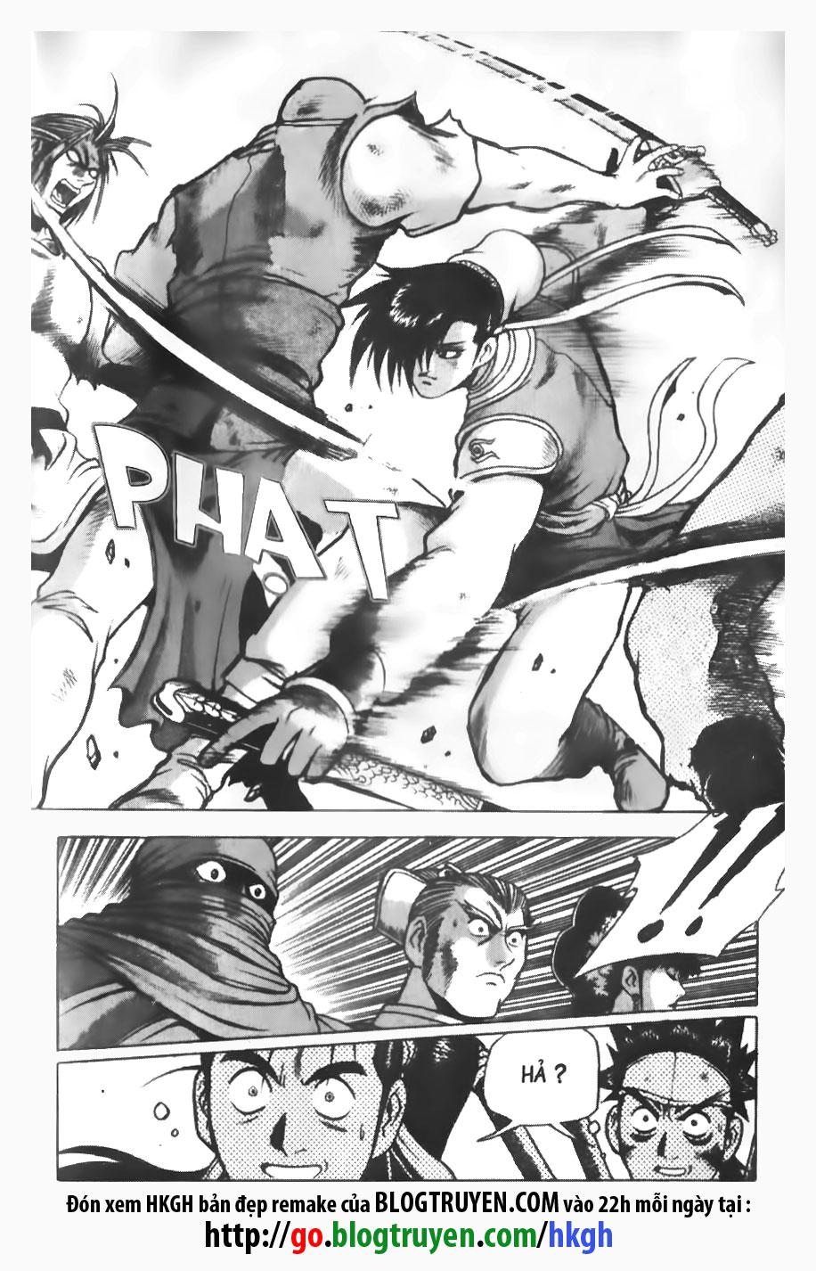 Hiệp Khách Giang Hồ chap 140 page 12 - IZTruyenTranh.com